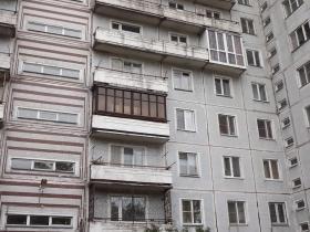 Ремонт подъездов жилого дома на ул. Ноградская, 4